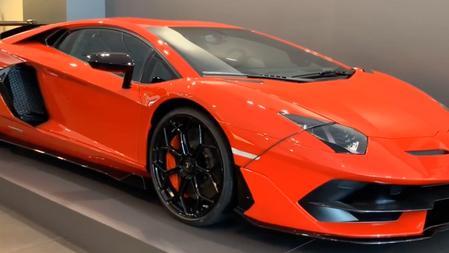 Lamborghini  |  2017