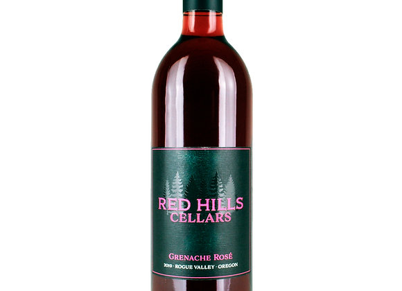 2019 Red Hills Cellars Rogue Valley Grenache Rose
