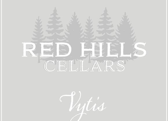 Red Hills Cellars Vytis White Blend 12 Pack
