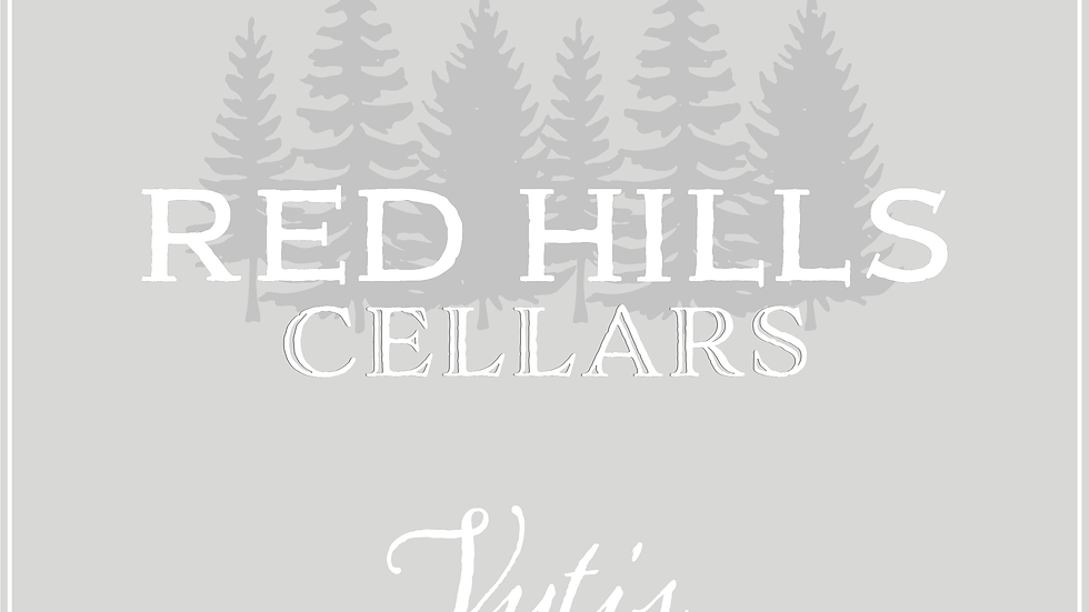 Red Hills Cellars Vytis White Blend 12 Pack
