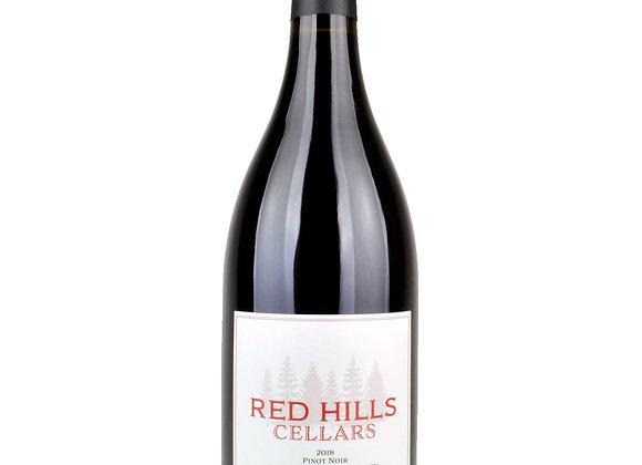 2018 Red Hills Cellars Willamette Valley Pinot Noir