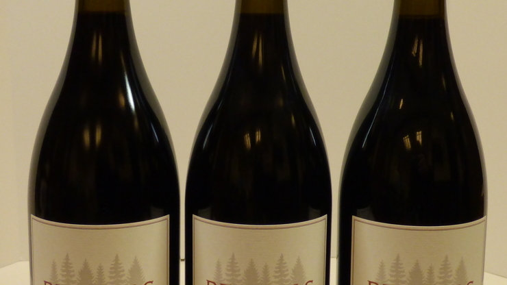 2016 Red Hills Cellars Willamette Valley Pinot Noir 3 Pack