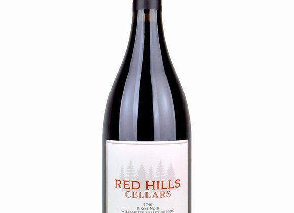 2016 Red Hills Cellars Willamette Valley Pinot Noir