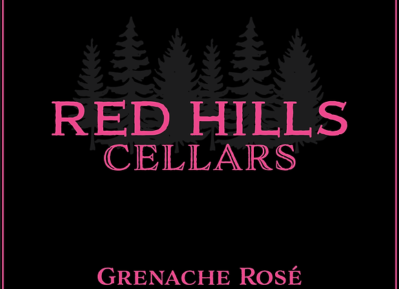 2019 Red Hills Cellars Rogue Valley Grenache Rose 12 Pack