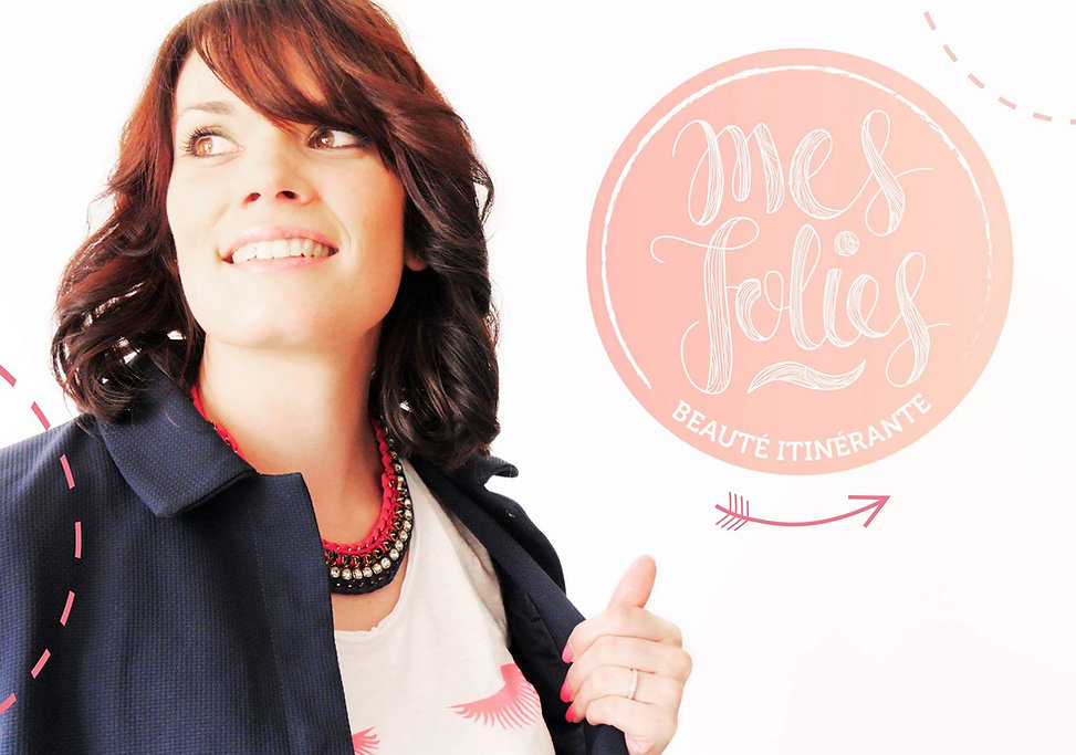 Amélie Belot esthéticienne et fondatrice de MesJolies