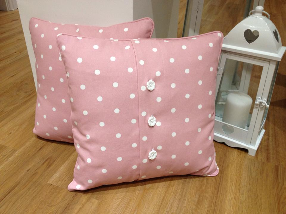 cushions made to order