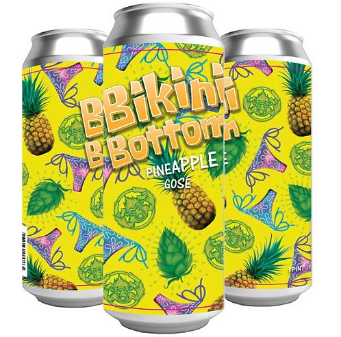 Bikini Bottom 4-Pack