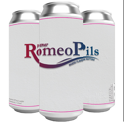 RomeoPils 4-Pack
