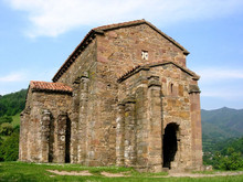 Santa Cristina de Lena Church