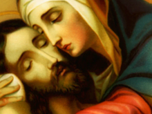 Importance of Mary at Easter