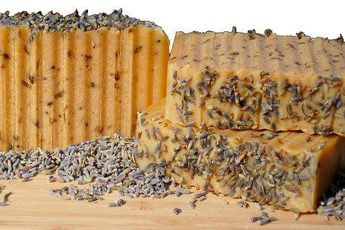 Lavender Goat Milk and Honey Body Soap