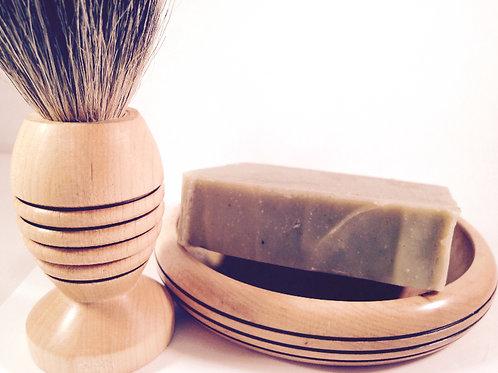 Citrus and Rosemary Shaving Soap