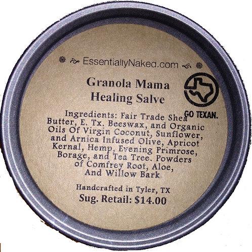 Granola Mama Healing Salve