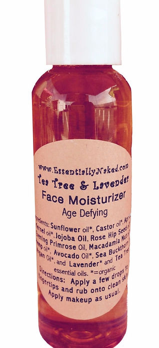 Age Defying Face Oil