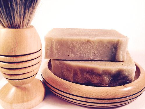 Rosemary Mint Shaving Soap