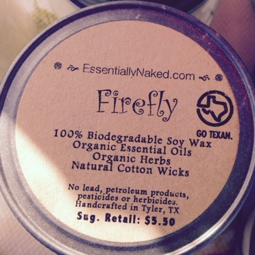 Firefly Soy Candle
