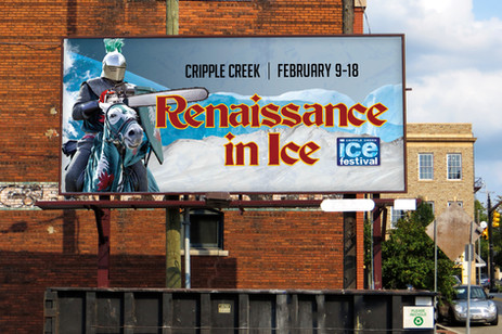 2018 Cripple Creek Ice Festival Collateral