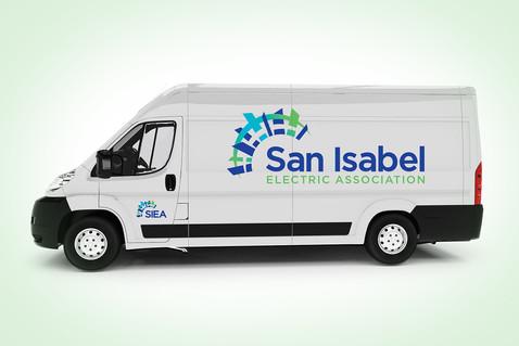 San Isabel Electric Logo