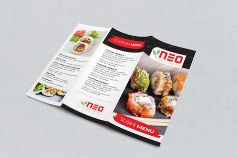 NEO Food Concepts Collateral