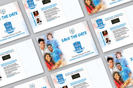Boys & Girls Club 2018 Youth of the Year Collateral