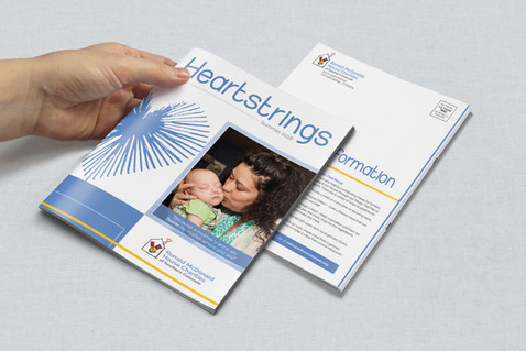 Ronald McDonald House Charities Brand & Campaign Collateral