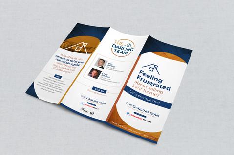 The Darling Team Logo & Branding