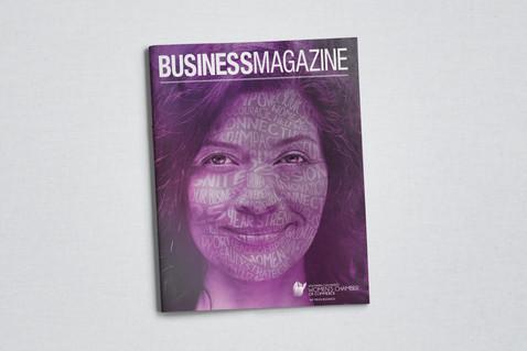 Southern Colorado Women's Magazine Covers