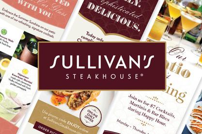 Sullivan's Steakhouse Collateral