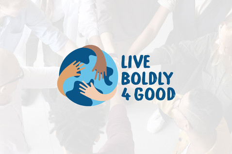 Live Boldly 4 Good Logo