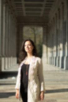 Irene Carpentier Sopran Gesangsunterricht, Lied, Opera, Oratorium Portfolio Foto