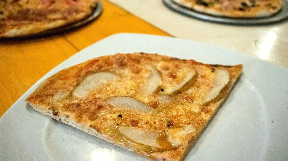 Pizza Queen Elizabeth (Chef Gerardo Soberón)