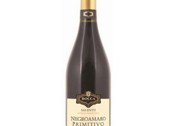 Tinto - Negroarama Primitirivo, Rocca