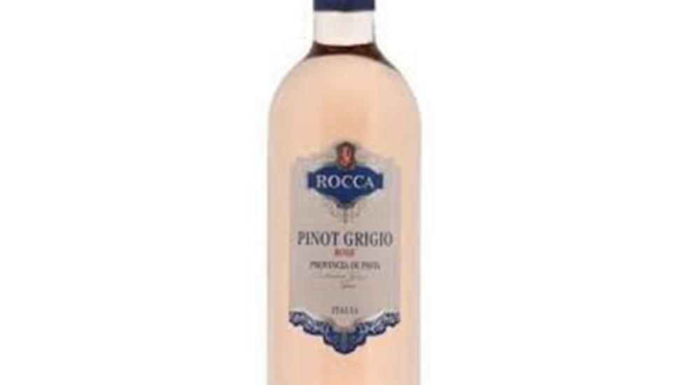 Rosado - Pinot Grigio Blush, Rocca
