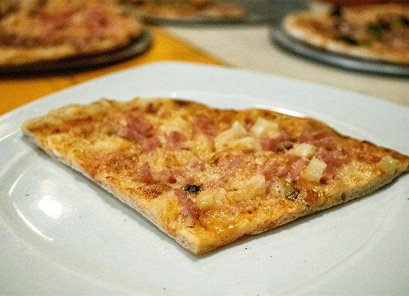 Pizza Hawaiana (Chef Gerardo Soberón2)