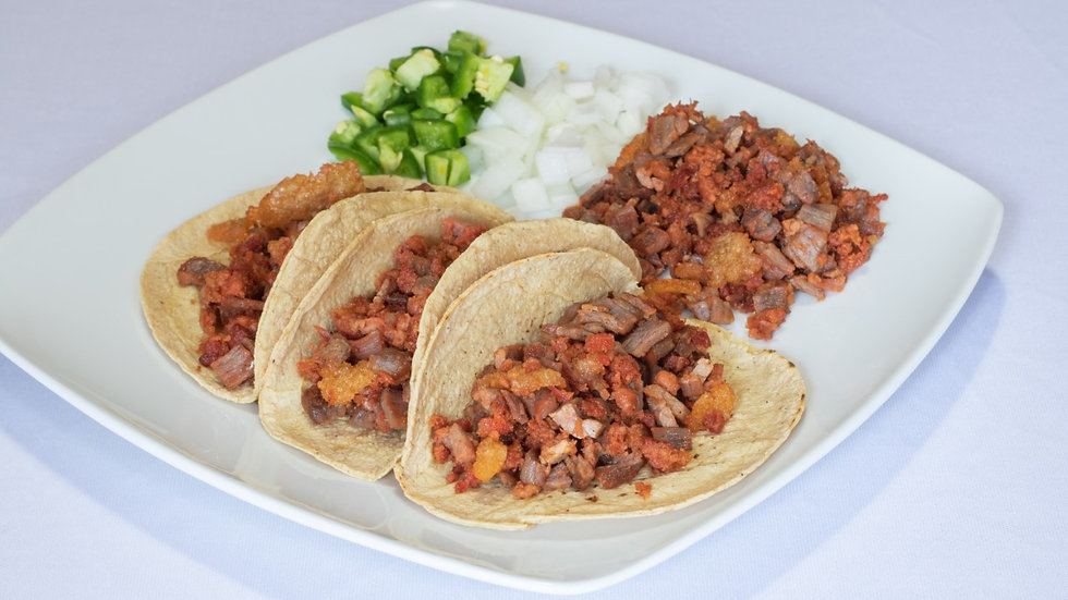 Tacos campechanos 1/2 kilo (Chef Sofía Rodríguez)