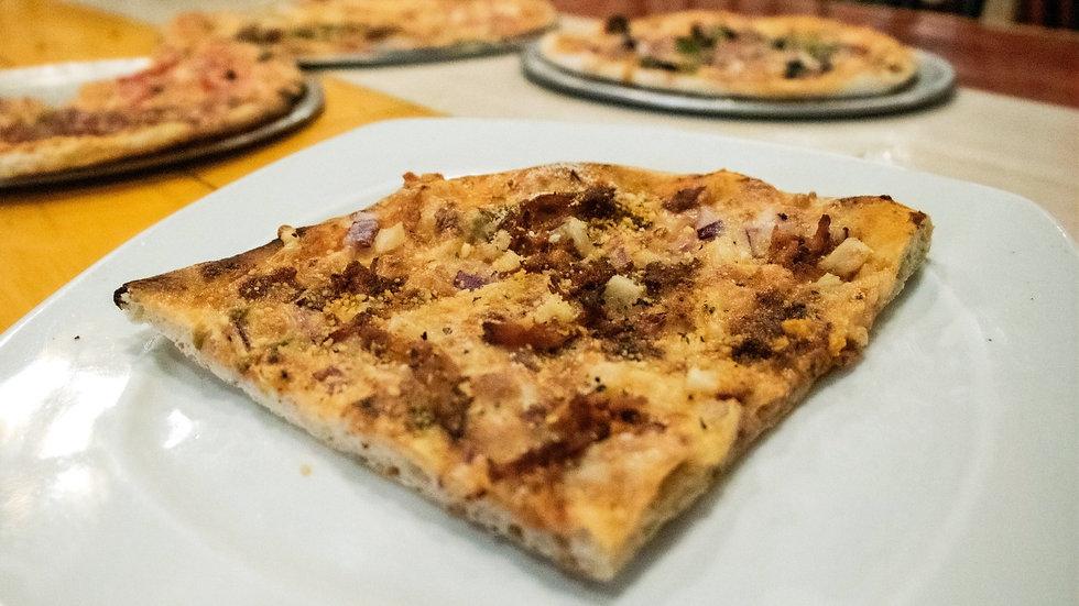 Pizza Pastor (Chef Gerardo Soberón)