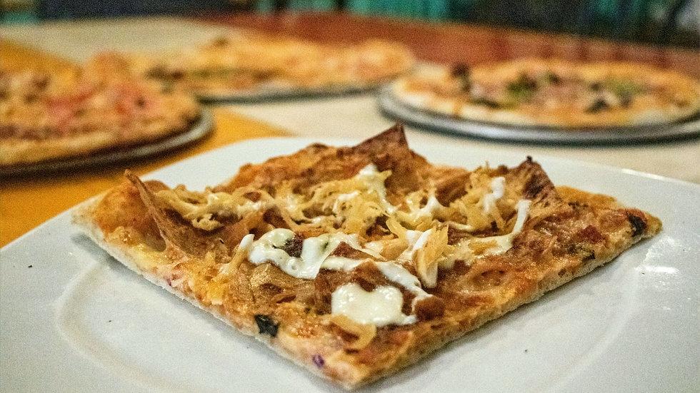 Pizza Mexicana (Chef Gerardo Soberón)