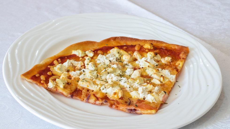Pizza Quattro Formaggi (8 rebanadas)