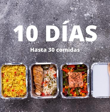 Plan de 10 días