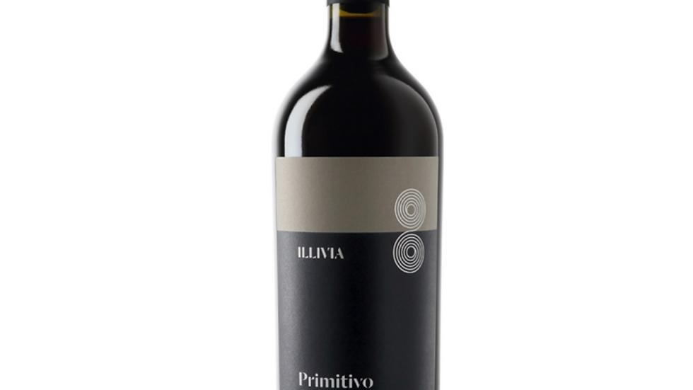 Tinto -  Illivia Primitivo, Leone de Castris