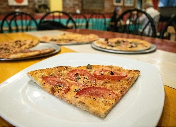 Pizza Margarita (Chef Gerardo Soberón2)