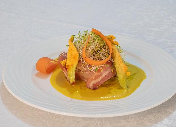 Autum Loin Pig (Chef Eduardo Barrera)