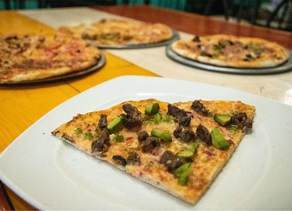 Pizza Gourmet (Chef Gerardo Soberón)