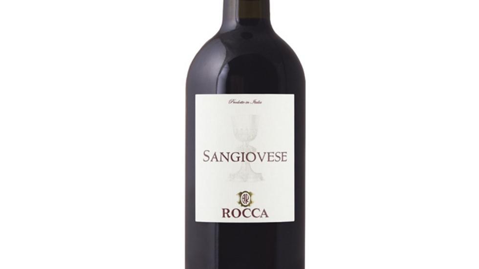 Tinto - Saniovese Puglia, Rocca