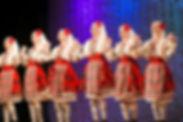 Чемпионат России по народным танцам 2016