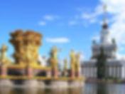 Конкурс народного танца в Москве