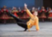 конкурс народного танца в Ростове-на-Дону