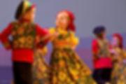 Конкурс народного танца в Новосибирске