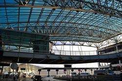 Airport interior HVAC system