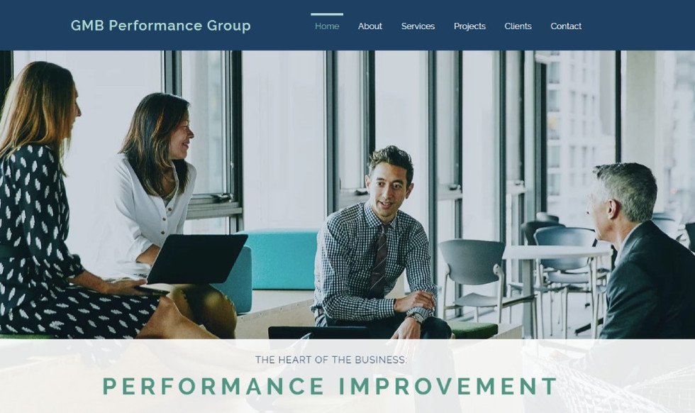 GMB Performance Group